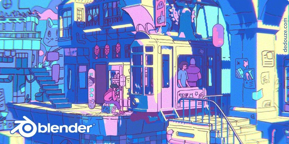 Blender 2.82 – przegląd nowości