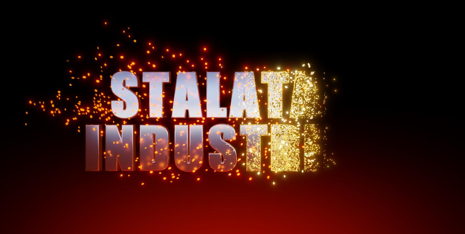 Animacja logo: Stalatar Industries