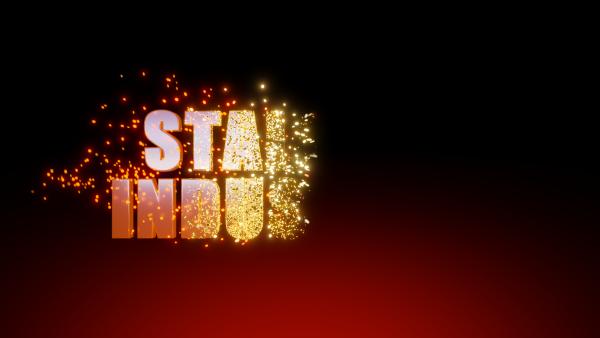Początek animacji logo na youtube